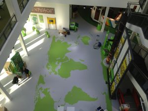 Greenpeace Ausstellung