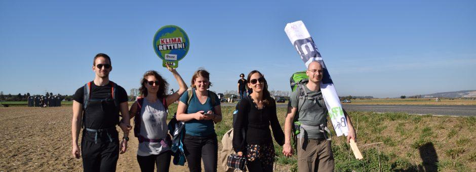 Hambacher Forst Demo